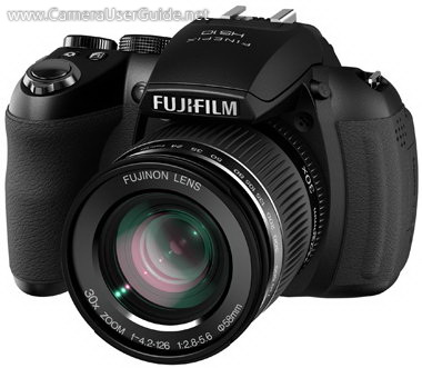 Fujifilm FinePix HS10 / HS11 Manual