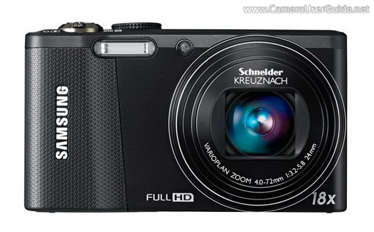 Samsung WB750 Manual