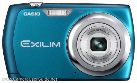 Casio EXILIM EX-Z370 Manual