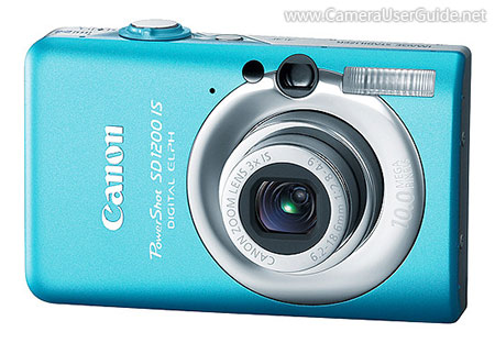 Canon PowerShot SD1200 IS Digital IXUS 95 IS