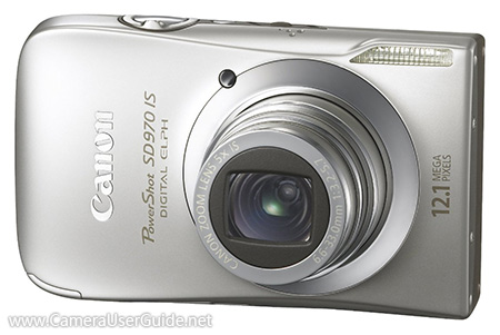 Canon PowerShot SD970 IS Digital IXUS 990 IS