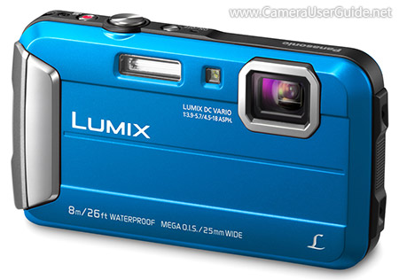 Panasonic Lumix DMC-TS30 DMC-FT30