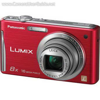 Panasonic Lumix DMC-FH25