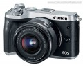 Canon EOS M6 Camera User Manual, Instruction Manual, User Guide (PDF)