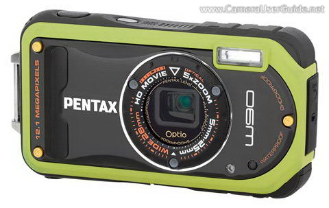 Pentax Optio W90 Manual