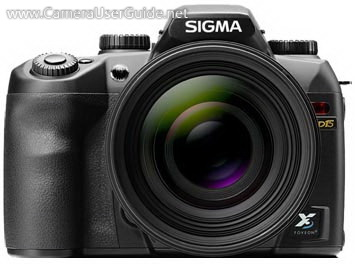 Sigma SD15 Manual