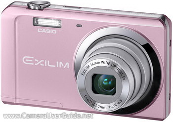Casio EXILIM EX-ZS5 Manual