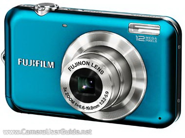 Fujifilm FinePix JV100 / JV105 Manual