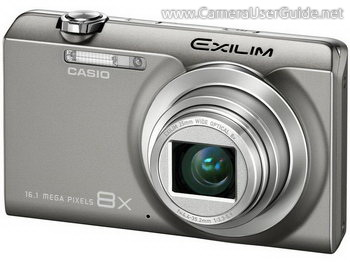 Casio EXILIM EX-Z3000 Manual