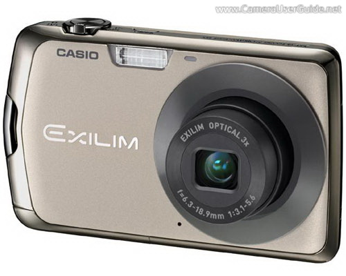 Casio EXILIM EX-Z330 Manual