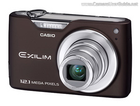 Casio EXILIM EX-Z450 Manual