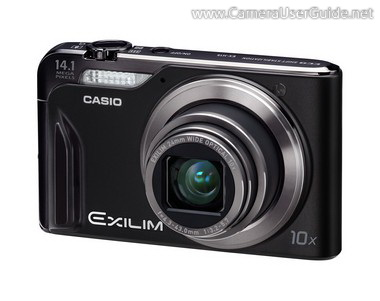 Casio EXILIM EX-H15 Manual