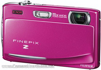 Fujifilm FinePix Z950EXR Manual