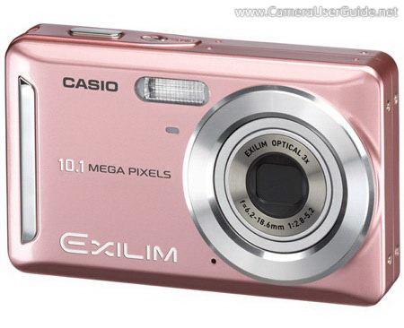 Casio EXILIM EX-Z29 Manual