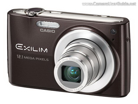 Casio EXILIM EX-Z400 Manual