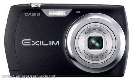 Casio EXILIM EX-Z670 Manual