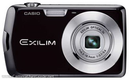 Casio EXILIM EX-Z2 Manual