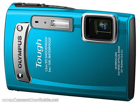 Olympus tough tg-610 digital compact camera review.