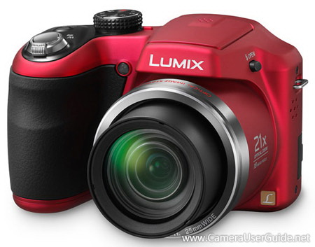 Panasonic Lumix DMC-L20