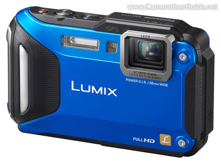 Panasonic LUMIX DMC-TS5 DMC-FT5