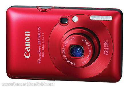 Canon PowerShot SD780 IS Digital IXUS 100 IS