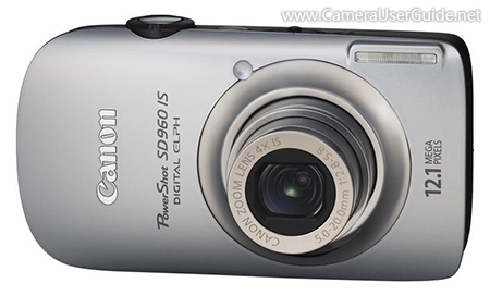 Canon PowerShot SD960 IS Digital IXUS 110 IS