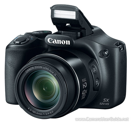 download canon powershot sx520 hs pdf user manual guide rh camerauserguide net manual canon powershot a460 manual canon powershot elph 180