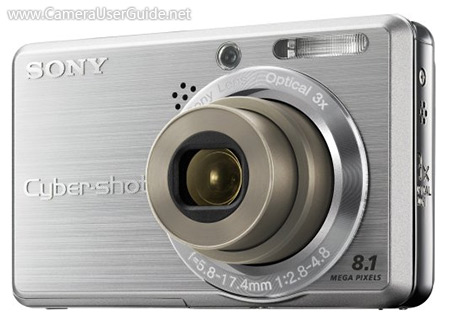 download sony cyber shot dsc s780 pdf user manual guide rh camerauserguide net Sony Cyber-shot DSC-R1 Sony Cyber-shot Charger