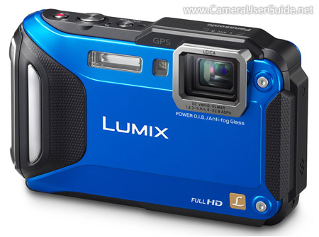 Panasonic Lumix DMC-TS6 DMC-FT6