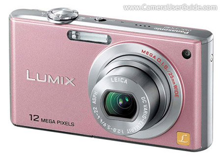 Panasonic Lumix DMC-FX48 Lumix DMC-FX40