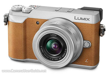 Panasonic Lumix DMC-GX85 Lumix DMC-GX80