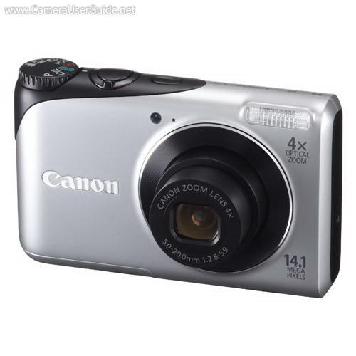 Canon PowerShot A2200 Digital Compact Camera
