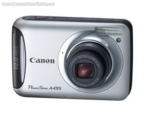 download canon powershot a495 pdf user manual guide rh camerauserguide net Nikon PowerShot Cameras PowerShot Camera Manual