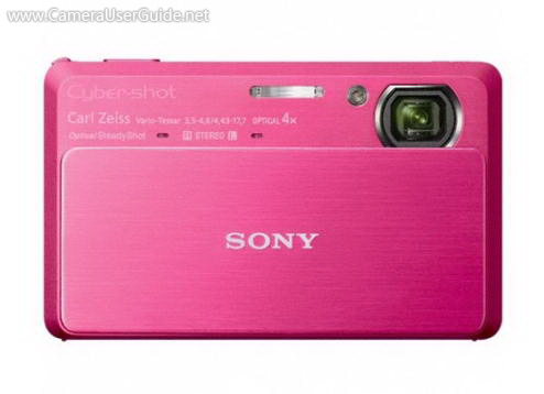 DSC-TX9/R-Digital Still Camera-T Series