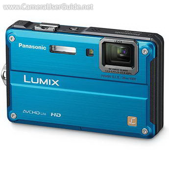 Panasonic Lumix DMC-TS2 (DMC-FT2)