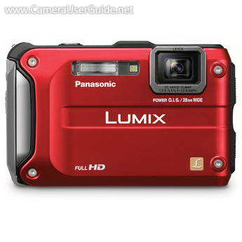 Panasonic Lumix DMC-TS3 (FT3)