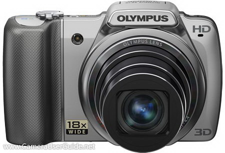 Olympus SZ-10 Digital Compact Camera