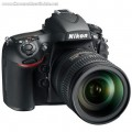 Nikon D800 / D800E DSLR User Manual, Instruction Manual, User Guide (PDF)