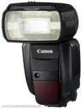 Canon Speedlite 600EX-RT / Speedlite 600EX Flash User Manual, Instruction Manual, User Guide (PDF)