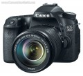 Canon EOS 70D DSLR User Manual, Instruction Manual, User Guide (PDF)
