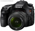 Sony Alpha SLT-A65V (α65V) / SLT-A65 (α65) DSLR User Manual, Instruction Manual, User Guide (PDF)