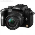 Panasonic Lumix DMC-G1 Camera User Manual, Instruction Manual, User Guide (PDF)