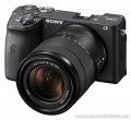 Sony Alpha A6600 (α6600 / ILCE-6600) Camera User Manual, Instruction Manual, User Guide (PDF)